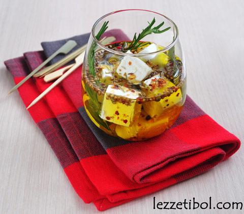 Baharat Marineli Peynir