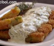 Cacık soslu İGLO Vegetable Fingers