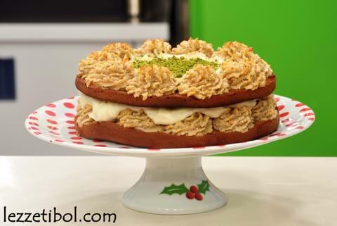 Cevizli Kolay Pasta