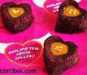 Philips'ten Aşkın Hali–Çikolatalı Mini Kek