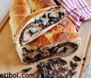 Çikolatalı Ekmek ve İGLO Bahçe Bezelyeli Köfte