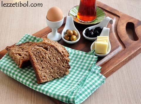 Ekşi Mayalı Ekmek (%100 Tam Buğday Unlu)