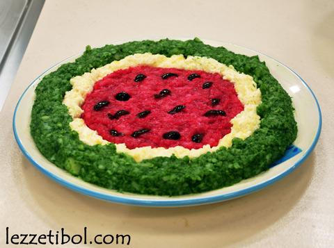 Karpuz Salata