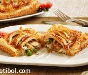 İGLO Milföylü Ege Çipurası ve Kremalı Milföy Pastası