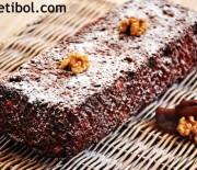 Kremalı Karnabahar Ve Muzlu Kuru Yemişli Kek