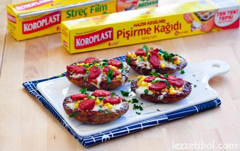 patates-pizzasi