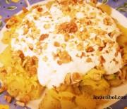Yoğurtlu Kabaklı Patates Salatası