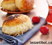 Peynirli Mini Sandviç