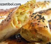 Sebzeli Kol Böreği