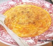 Şehiyeli Tarhana Çorbası