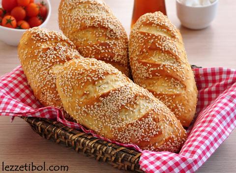 Susamlı Sandviç Ekmeği