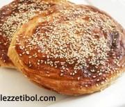 Tahinli Pide(Çörek)