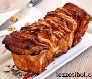 Tarçınlı Cevizli Ekmek