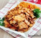 Tavuk Döner ve Lezzetibol da güzel değişiklikler:)