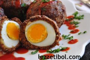 Yumurtalı Köfte Ve Cıvırla