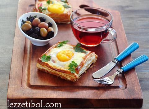Yumurtalı Milföy